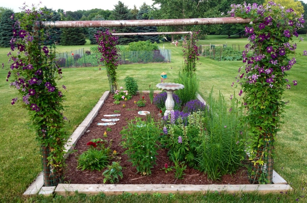 Image Result For Wisconsin Vegetable Garden Ideas